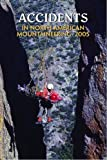 Accidents in North American Mountaineering 2005, Mountaineers Books Staff, 093041098X