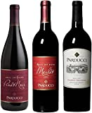 Parducci Wine Cellars Classic 3 Bottle Red Wine Mixed Pack, 4th Edition, 3 x 750 mL