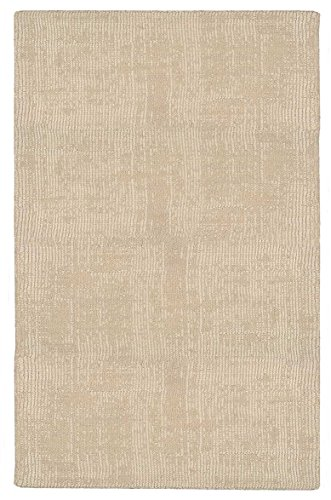 Calvin Klein Home NEV01 Valley Solid Modern/Contemporary Area Rug, 4'x6' , ()