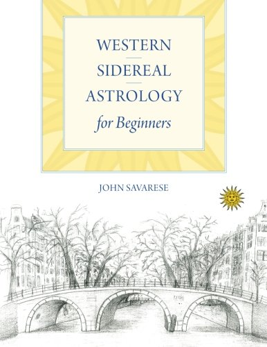 Download Western Sidereal Astrology for Beginners ebook