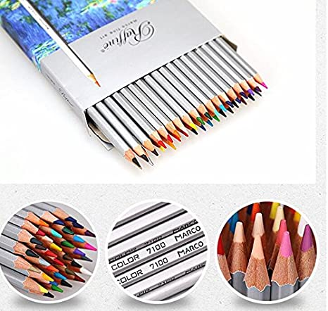 Huakaiduo Materiale Scolastico Coloring Pencils Matite Da Colorare