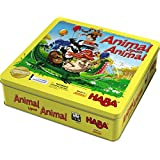 HABA Animal Upon Animal 10th Anniversary Edition in Tin Storage Case (Made in Germany)
