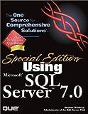 Microsoft SQL Server 7, Stephen Wynkoop, 0789715236