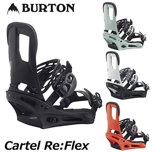 バートン 19-20 メンズ ビンディング (Cartel Re:Flex) (黒) (M)ブーツサイズ26-28cm