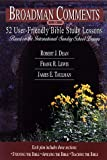 img - for Broadman Comments, June 1999-August 1999: 13 User-Friendly Bible Study Lessons book / textbook / text book