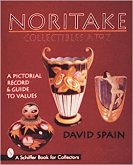 noritake for europe schiffer book for collectors
