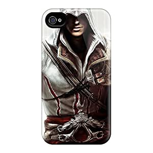 Iphone 6 SMi7617Hkhq Unique Design Trendy Assassins Creed Series Protector Hard Cell-phone Case -JonBradica