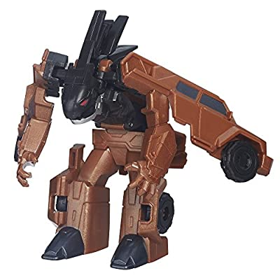 Transformers Robots in Disguise 1-Step Changers Quillfire Figure