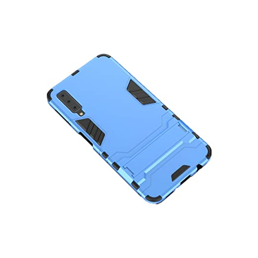 7Pite Schutzhülle Compatible with Galaxy A7 2018, Ultra Dünn Schlank 360 Degree A7 2018 Protective Case Handyhülle Kratzfeste