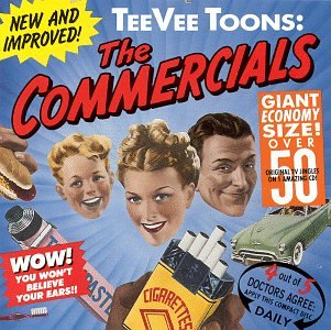 TeeVee Toons - The Commercials, Vol.1
