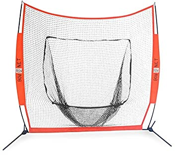 BOWNET 6 x6 Big Mouth Junior Portable Hitting Net
