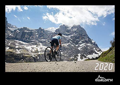 Quäldich.de Rennrad Kalender 2020  Mit 13 Bildern Und 12 Touren Durch Das Radsport Jahr