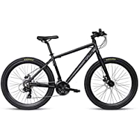 Montra Helicon Disc 27.5T 21 Speed Super Premium Cycle(Matte Black)