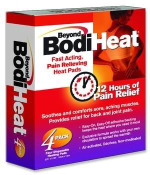 Beyond BodiHeat Original - 192 Each / Case