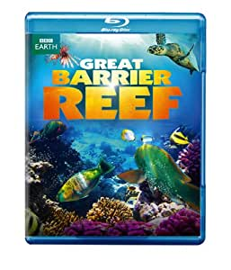 Great Barrier Reef, The (2011/BBC/BD) [Blu-ray]