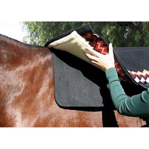 Professionals Choice 30X30 Equine Saddle Pad Liner ()