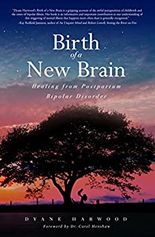 Birth of a New Brain: Healing from Postpartum Bipolar Disorder by [Harwood, Dyane]
