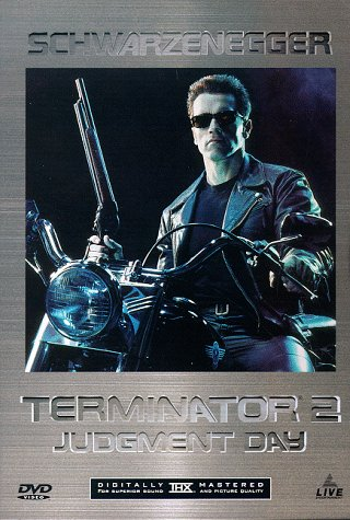 Terminator 2: Judgment Day / DVD