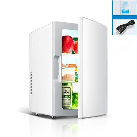 SDJIENN Refrigerador PortáTil para AutomóVil Caja De CalefaccióN Y ...
