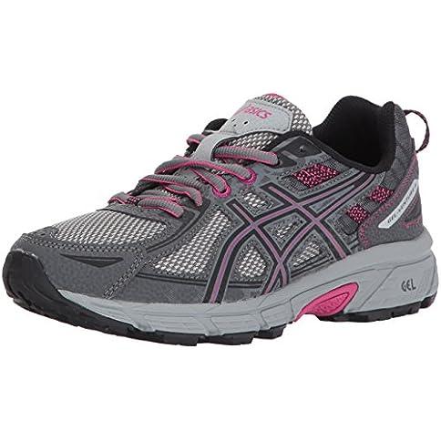 - 51K67kLvAfL - ASICS Women's Gel-Venture 6 Running-Shoes