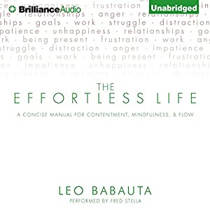 The Effortless Life Hörbuch