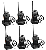 Best BOSS Two Way Radios - Arcshell Rechargeable Long Range Two-way Radios with Earpiece Review