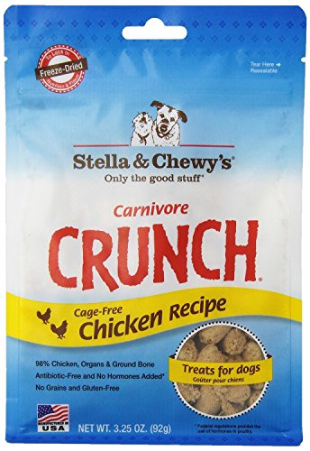 Stella-Chewys-Carnivore-Crunch-Chicken-Freeze-Dried-Dog-Treats-Pack-of-3