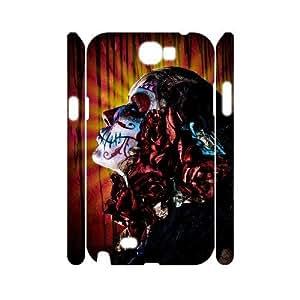 ALI Hard Skull 3D Diy For SamSung Galaxy S6 Case Cover [Pattern-1]