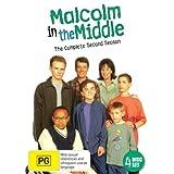 Malcolm in the Middle (Complete Season 2) - 4-DVD Set ( Malcolm in the Middle - Complete Season Two ) [ NON-USA FORMAT, PAL, Reg.4 Import - Australia ] by Jane Kaczmarek