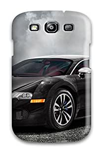 New Premium Galaxy Case Cover For Galaxy S3 Bugatti Veyron Protective Case Cover