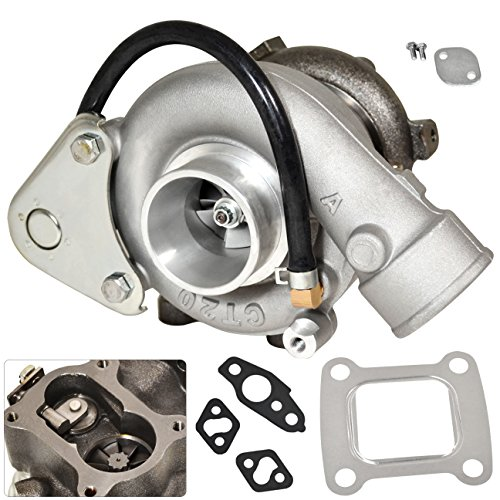 For Toyota Land Cruiser Hilux 2-LT 2.4 Liter Diesel Bolt On Turbo Charger Turbine CT20 Replacement