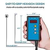 CDMALL Reptile Thermostat Digital Heat Mat
