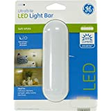 GE 12498 Ultrabright Light-Sensing LED Light Bar (100 lm), White by GE