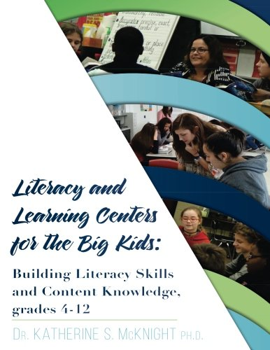 Download Literacy and Learning Centers for the Big Kids, Grades 4-12 pdf
