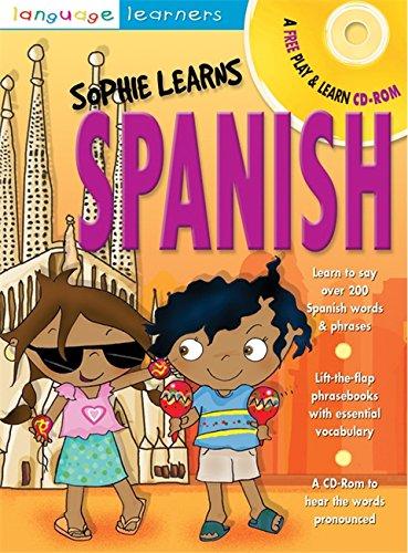 Sophie Learns Spanish (Language Learners) pdf epub
