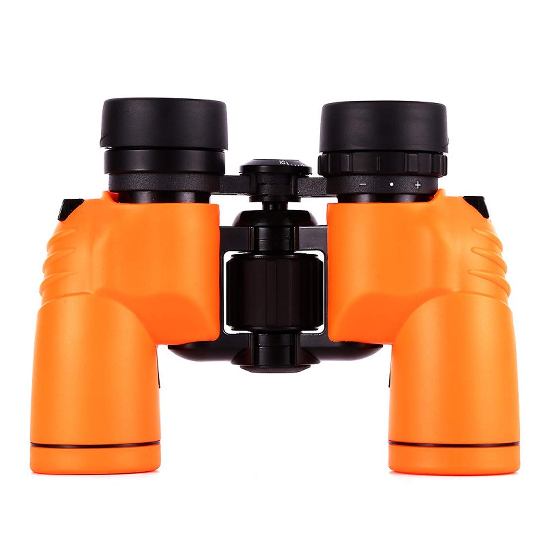 LNLW Telescope High Power More Clear and Sharp for Hunting,Hiking,Viewing Wildlife or Sports Games (Color : Orange-8X32)