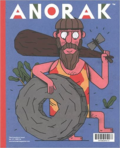Anorak Inventions Vol. 27 (The Happy Mag for Kids)