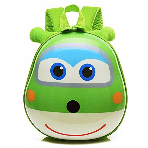 Mochila cáscara para para huevo Verde Dunland bolsa Cartoon Verde niños pañales de Mochila de Fqxw45t48