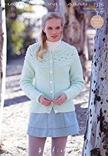 a4e38ca51723f5 King Cole Ladies Cardigan   Top Smooth DK Knitting Pattern 3528 ...