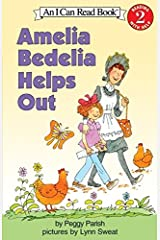 Amelia Bedelia Helps Out (I Can Read Level 2) Paperback