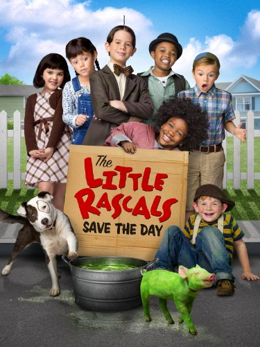 - The Little Rascals Save The Day