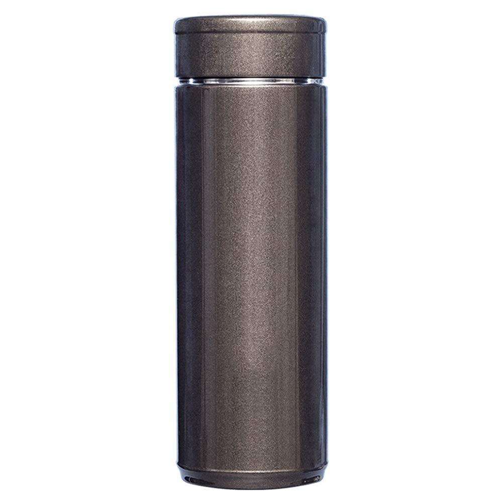 Sportflasche Isolier Becher Thermo Becher Travel Mug Kaffeebecher Wasserflasche Trinkbehälter Trinkflaschen-Tragbares Und Praktisches Tragbares Paargeschäft JINRONG