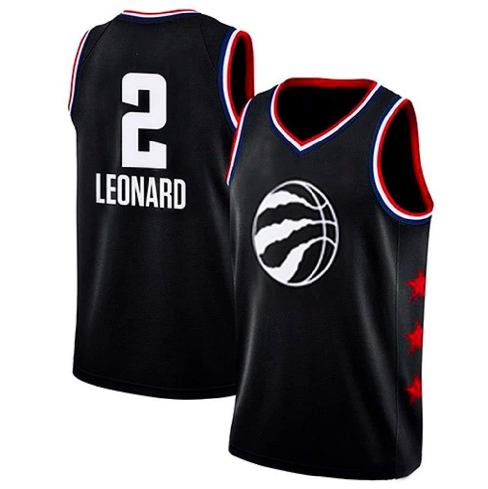 runvian Camiseta de Baloncesto para Hombre, NBA Toronto Raptors #2 ...