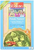 Truly Indian Palak Paneer, 10.5-Ounce Boxes (Pack of 12)