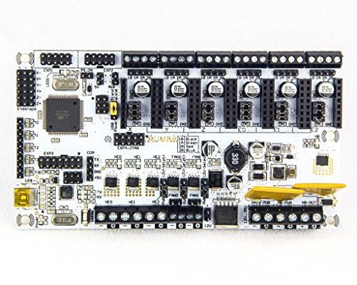 RepRapDiscount RUMBA Control Board (Without Stepper Drivers) by RepRapdiscount