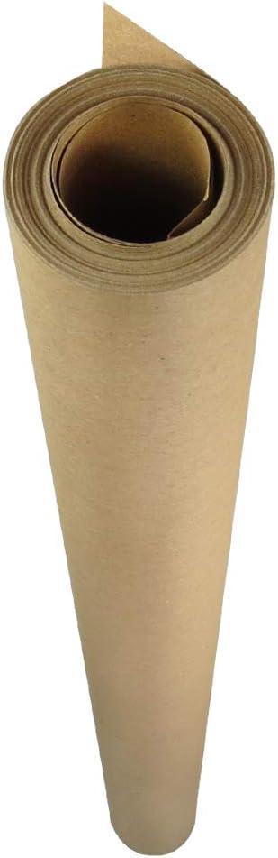 Triplast - Rollo de papel kraft (750 mm x 10 m, 100% reciclado ...