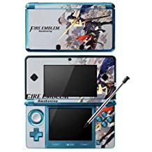Fire Emblem Awakening Game Skin for Nintendo 3DS Console by Skinhub