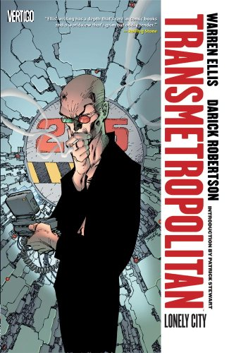 Transmetropolitan Vol. 5: Lonely City (New Edition)
