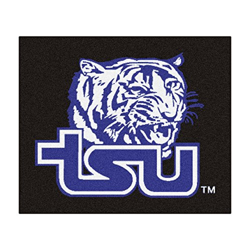 Tennessee State Tailgater Rug - NCAA Tennessee State University Tigers Tailgater Mat Rectangular Outdoor Area Rug
