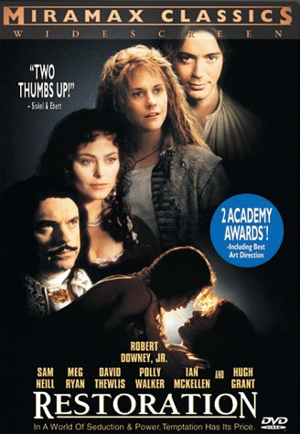 Movie: Restoration with Robert Downey Jr. , Sam Neill, Meg Ryan